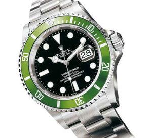 Rolex Submariner réf 16610LV dite « Sub verte » : un modèle récent déjà très recherché…