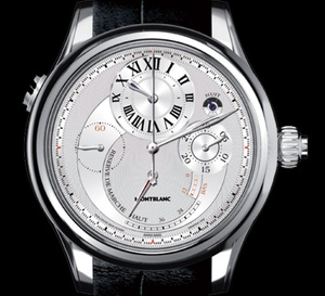 Montblanc Villeret 1858 Grand Chronographe Régulateur : entre tradition et innovation