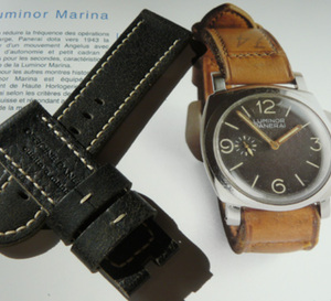The Vintage Collection : les nouveaux bracelets-montres d'Officine Panerai