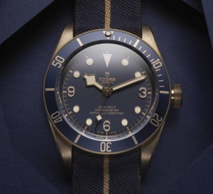 Tudor Black Bay Bronze Blue Bucherer : l'investissement plaisir par excellence