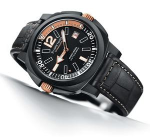 Diverscope JR1000 Goldwaters : une plongeuse sportive et glamour