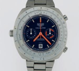Patrizzi & Co Auctionners met en vente une importante collection de montre Heuer