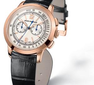 Girard-Perregaux : un élégant chronographe roue à colonnes dans la collection 1966