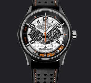 AMVOX 2 Chronograph Racing : 24 pièces en série limitée pour la boutique Jaeger-LeCoultre de Paris
