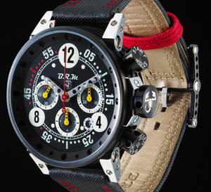 V12 T 44 Abarth BRM : la rencontre du scorpion et de la passion horlogère