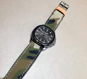 """Le """"camo"""" selon l'Atelier du bracelet parisien"""