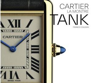 Cartier, la montre Tank de Franco Cologni : une somptueuse centenaire