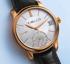 H. Moser & Cie : Moser Perpetual 1, un calendrier perpétuel élégant et discret