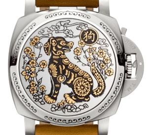 Panerai Luminor 1950 Sealand : une montre qui a du... chien