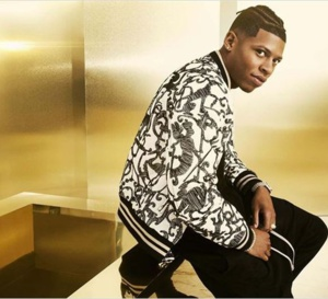 Empire : Bryshere Y. Gray porte une Rolex Datejust avec index diamants