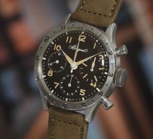 Breguet s'offre un chrono Type XX des années soixante