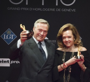 GPHG 2017 : l'Aiguille d'or revient à Chopard
