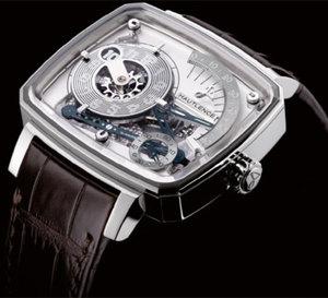 Hautlence HL : des montres architecturées autour du calibre