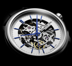 Raymond Weil : une Maestro Skeleton entre en collection