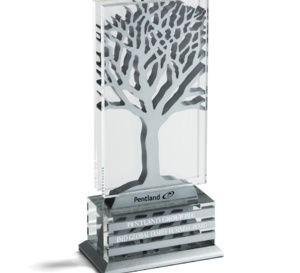 IMD Global Familly Business Award : un trophée dessiné par Chopard