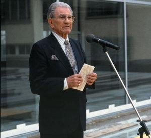 René Bannwart : le père fondateur de Corum décède à l'âge de 95 ans