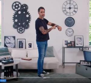 """#CaComptePourMoi : AXA communique """"intelligent"""" sur l'assurance de vos montres en cas de vol"""