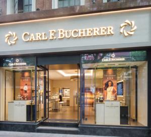 Carl F. Bucherer ouvre une boutique à Shanghai