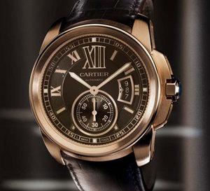La nouvelle montre pour homme de Cartier : Calibre, la bien-nommée !