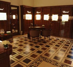 Chopard ouvre sa seconde boutique au Maroc à l'Hôtel La Mamounia