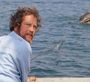 Les dents de la mer : Richard Dreyfuss porte une Alsta Nautoscaph
