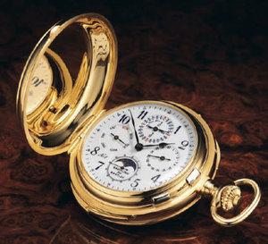 Breitling for Bentley : une montre de poche en hommage à Walter Owen Bentley