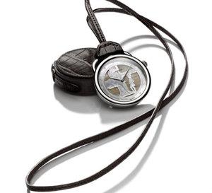 Hermès Arceau Pocket « Duc Attelé » : montre de poche en pièce unique