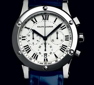 Collection Ralph Lauren Sporting : un chrono, une heure universelle et un modèle classique