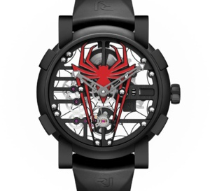 RJ Romain Jerome x Spiderman