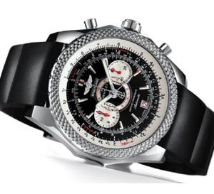 Breitling for Bentley Supersports : un chrono avec tachymètre fixe et tachymètre variable