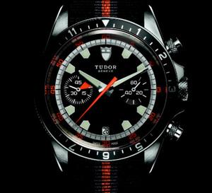 Tudor Heritage Chrono : un splendide chrono contemporain d'inspiration « vintage »