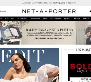 Richemont renforce sa participation au capital de Yoox et Net-a-Porter