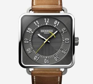 Hermès Carré H : montre carrément Hermès