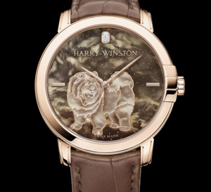 Harry Winston Midnight Dog Automatic 42 mm