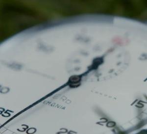 The crown : Matt Smith utilise un chrono Nero Lemania