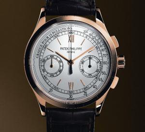 Chronographe Patek Philippe réf. 5170J : un nouveau classique