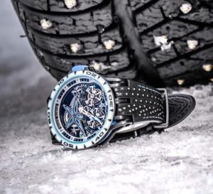 Roger Dubuis Spider Pirelli Sottozero