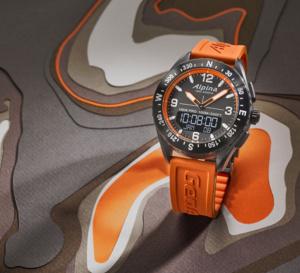 AlpinerX Outdoors Smartwatch : un lancement sur Kickstarter