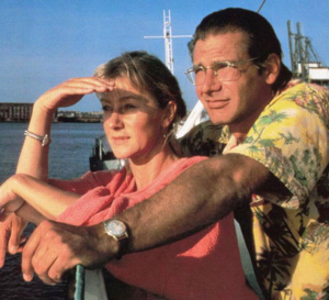 The Mosquito Coast : Harrison Ford porte une Omega Seamaster