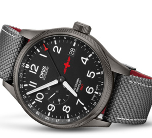 Oris GMT Rega édition limitée : montres de secours