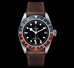 Tudor Black Bay GMT : un petit air de Pepsi