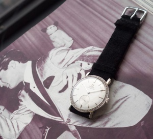 L'Omega by Tiffany d'Elvis Presley vendue plus d'1,5 million d'euros