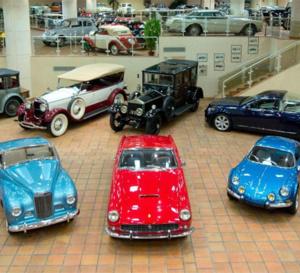 TAG Heuer : montre officielle du Musée de l'Automobile de Monaco