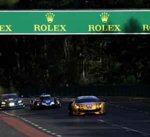 Rolex et la 86ème édition des 24h  du Mans