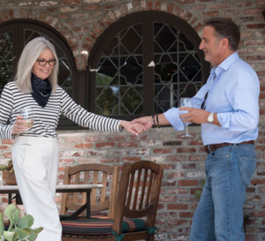The Book Club : Andy Garcia porte une Rolex Datejust en acier