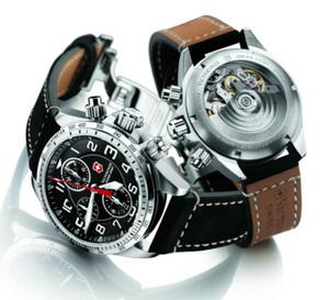 ChronoPro : nouveau chronographe mécanique chez Victorinox
