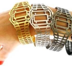 TimePeace by Denise Juila Reytan : la montre-bracelet bijou