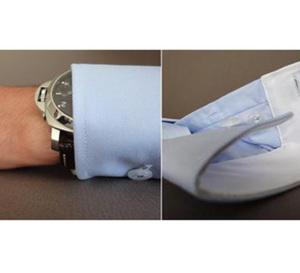 Cronovestis ou la chemise et la cravate des passionnés d'horlogerie