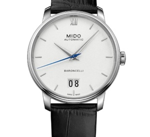 Mido Baroncelli Big Date : une grande date intemporelle et accessible