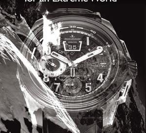 Extrem watches for an extrem world : Jaeger-LeCoultre consacre un livre aux montres de l'extrême